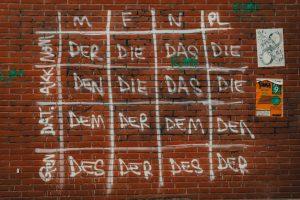 niemiecka gramatyka online