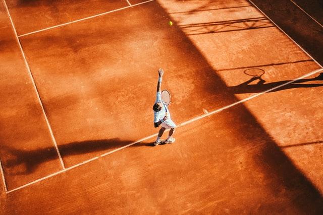 Słownictwo tenisowe po niemiecku
