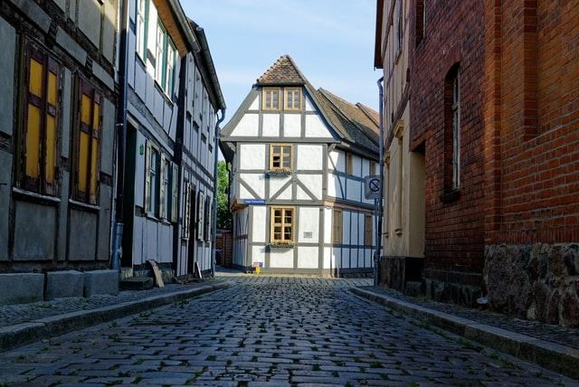 Mieszkanie i dom – słownictwo niemieckie