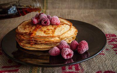 Frühstück in der Welt